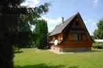 Domek nad jeziorem Ińsko