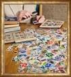 Skup znaczków pocztowych,kolekcji filatelistycznych.