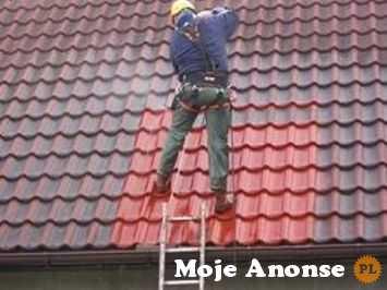 Czyszczenie elewacji mycie dachów polbruku ścian tapicerek bram