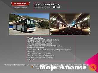 Wynajem autokarów bus busa busow przewozy autokarowe Bydgoszcz