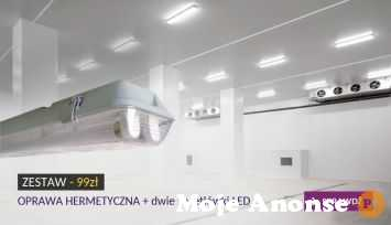 Internetowy sklep Oświetlenie LED