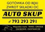 Profesjonalny skup aut tanich i drogich oraz dostawczych