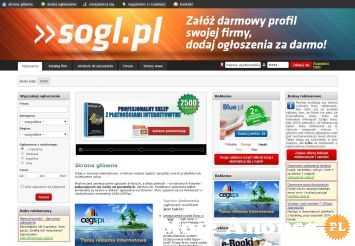 Działające serwisy www - sprzedam