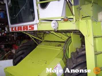 Claas Dominator
