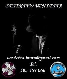 Detektyw/Agencja detektywistyczna/Testerzy wierności