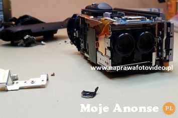 NAPRAWA KAMERY VIDEO  Kraków www.naprawafotovideo.pl