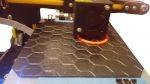 Mata samoprzylepna do ABS PLA Druk 3D RepRap drukarka Heatbed grz