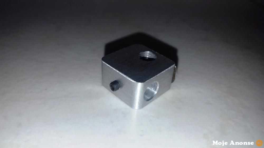 Blok grzejny grzewczy głowica drukarka 3D RepRap Wade E3D grzałka