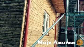 Sodowanie, renowacja drewnianych domów