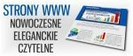 strony wwwm wordpress, html, sklepy internetowe