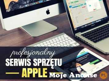 Serwis MacBook; Naprawa Apple iMac Warszawa