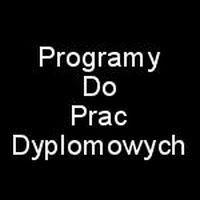 Pomoc w pisaniu programów do prac dyplomowych