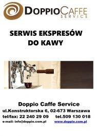 Serwis Ekspresów do Kawy Warszawa