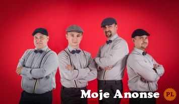 Zespół muzyczny RETRO na wesele, sylwestra - Dęblin