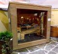 Drewniane sauny - Geisser