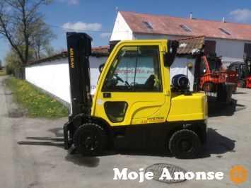 Wózek widłowy Hyster H 4.00 FT-5 LPG CargoLifts