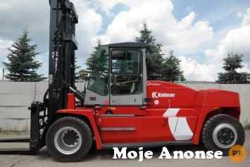 Wózek widłowy KALMAR DCE 160-12 CargoLifts