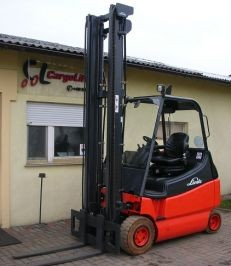 Wózek widłowy Linde E 25 S-03-600/336 CargoLifts