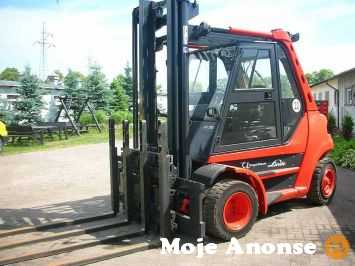 Wózek widłowy Linde H70D 03 353 CargoLifts