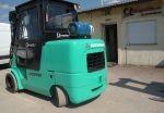 Wózek widłowy - kontenerowy Mitsubishi FGC 55 KY-LP CargoLifts