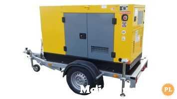 Wynajem Agregatów prądotwórczych,generator prądu