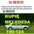 Mercedes 190 / 124 kupie Tel.530521211 auto może być bez opłat,ca
