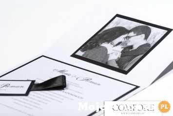 Nietuzinkowe Zaproszenia Ślubne