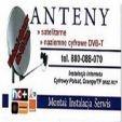 MONTAŻ I USTAWIANIE ANTEN (satelitarne, naziemne DVB-T, internet)