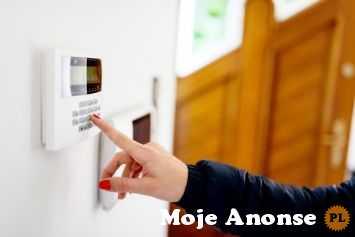 Alarmy - montaż serwis