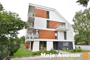 Apartamenty dla rodzin Stegna Forest