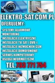 Systemy alarmowe, monitoring Kołobrzeg