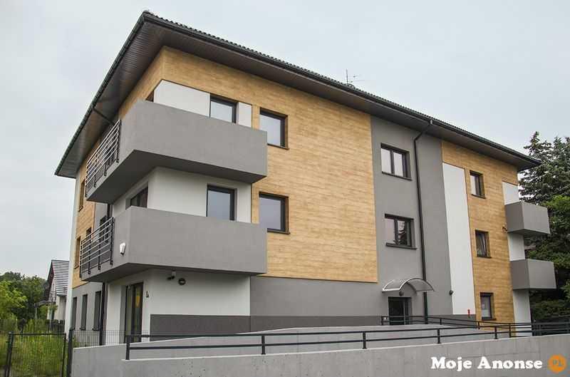 mieszkanie z narożnym balkonem 64m2 na sprzedaż Villa Gliwice