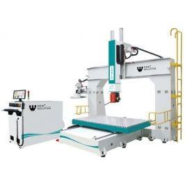 Weni WSE09 - Frezarka - 5 osiowa CNC frezowanie grawerowanie 5 pł