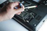 Serwisowanie modeli laptopów