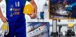 Hydraulik od 2150€ od 2800€ lub od 550 € netto +0,19 km,