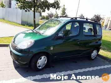 Sprzedam Mini Van Toyota Yaris 1.4