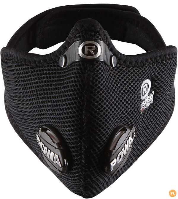 Maska antysmogowa Ultralight Respro