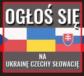 Ogłoś się na Ukrainie ,Słowacji w Czechach