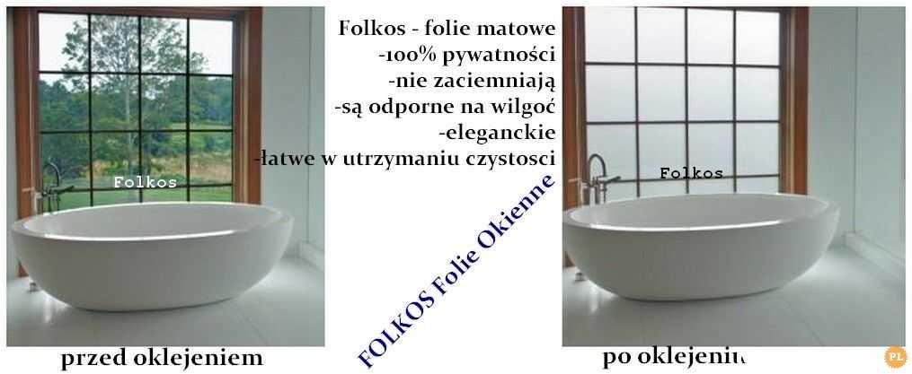 Folia matowa;matte frost,matte white,matte opal Warszawa folie