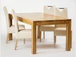 Stół dębowy simon stolarnia łobzów meble drewniane