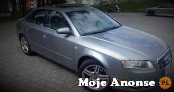 Audi A4 Quattro Kanada. zarejestrowany, osoba prywatna