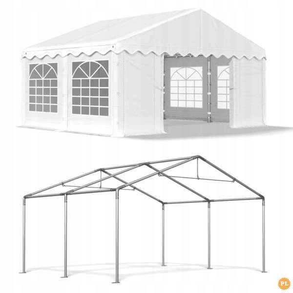 Namiot letni SUMMER IPE 3m x 4m x 2/2,87m Poszycie PE