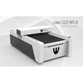 Weni Laser CO2 WS-1325B 100W - Wycinanie, cięcie materiałów miękk