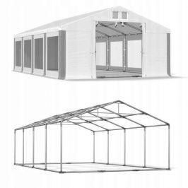 Namiot letni SUMMER PLUS ISDT 4m x 8m x 2/3,15m Konstrukcja letni