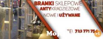 Bramki i systemy przeciwkradzieżowe, zabezpieczenie sklepu Opole