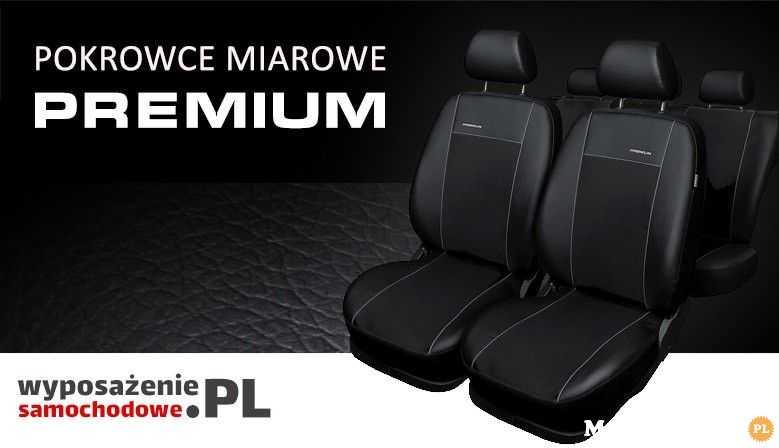 Pokrowce na fotele samochodowe szyte na miarę sklep