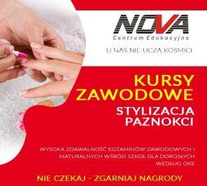 STYLIZACJA PAZNOKCI - Nova Kursy