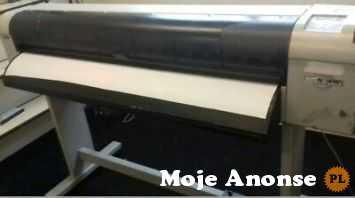 Ploter drukujący Mutoh 1204, wraz z Olnyx Rip7