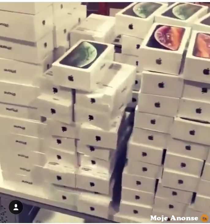 iPhone XS 550EUR iPhone XS Max 610EUR iPhone X 400EUR