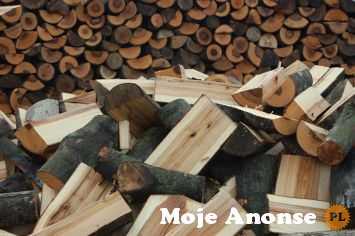 Drewno kominkowe Szczecin